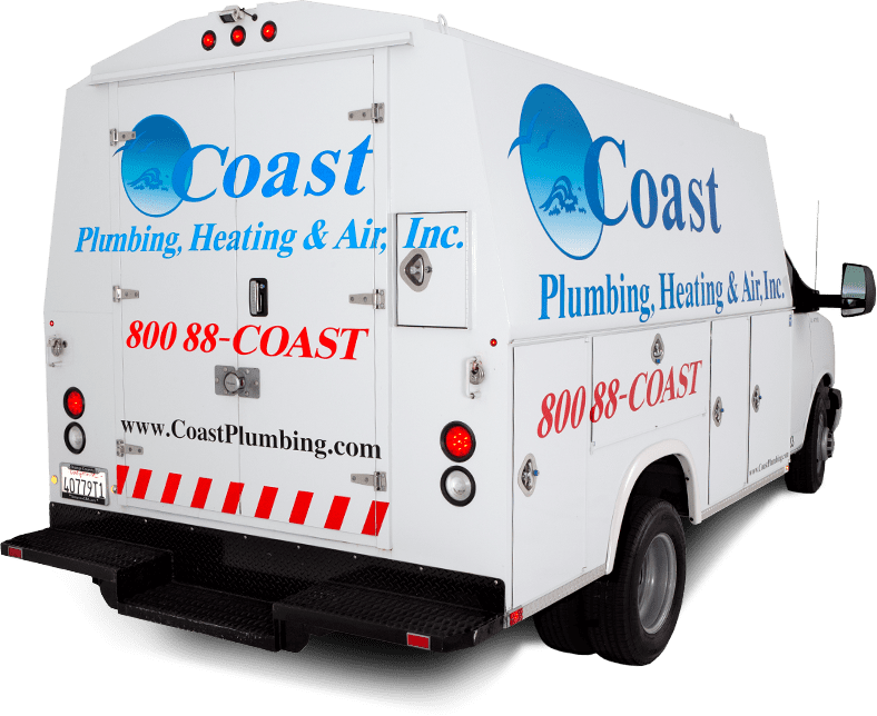 Coast Plumbing, Heating & Air, Inc.